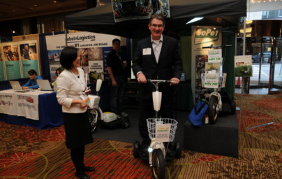 GoPET At Warehousing Education and Research Council-WERC