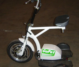 GoPET Scooters Now Available From Grainger