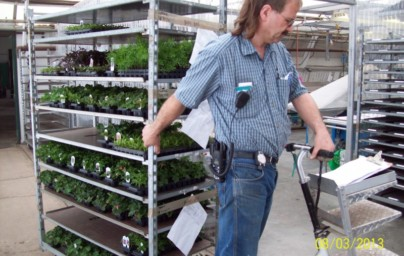 Oyen Greenhouse Employees Experience GoPET Scooters