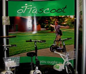 otta scoot booth features striking photography