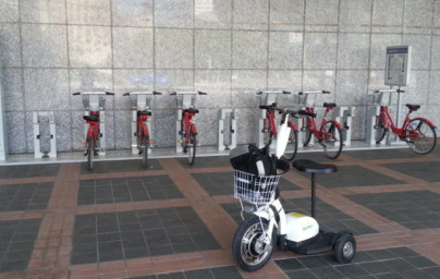 GoPet Scooters Are A Breath Of Fresh Air